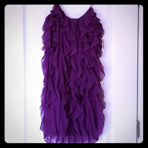 Aiden Maddox ruched dress